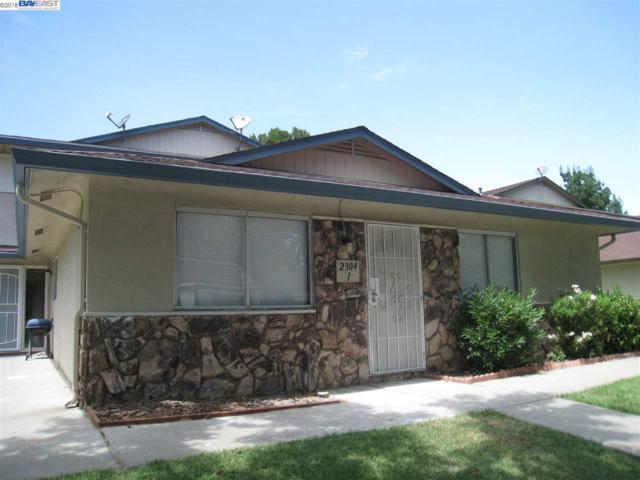 2304 L Street #1, Antioch, CA 94509 (#40831159) :: Armario Venema Homes Real Estate Team