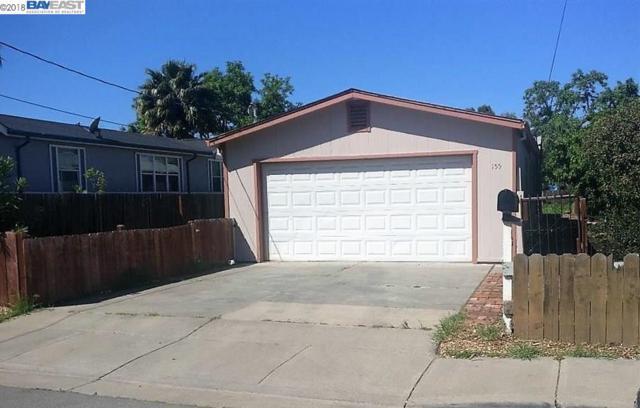 155 Crivello Ave, Bay Point, CA 94565 (#40831237) :: Armario Venema Homes Real Estate Team
