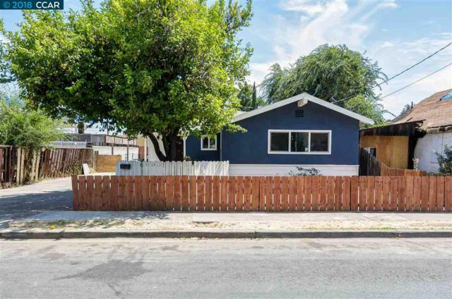 9 W Madill St, Antioch, CA 94509 (#40831252) :: Armario Venema Homes Real Estate Team