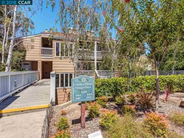 209 Village Pl, Martinez, CA 94553 (#40831571) :: Armario Venema Homes Real Estate Team