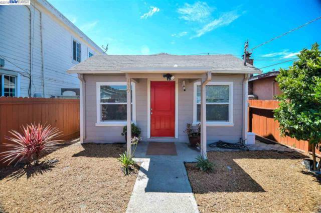 439 B St, Richmond, CA 94801 (#40831781) :: Armario Venema Homes Real Estate Team