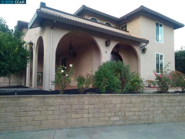 4 Johnson Hill Ct, El Sobrante, CA 94803 (#40831841) :: Armario Venema Homes Real Estate Team