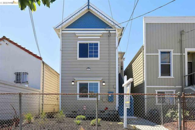 847 30Th St, Oakland, CA 94608 (#40831980) :: Armario Venema Homes Real Estate Team