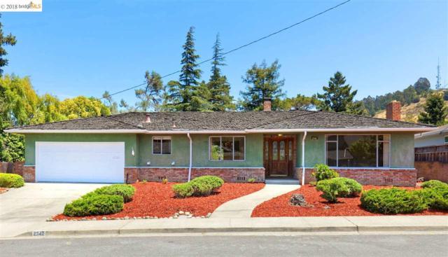 2342 Lakeview Dr, San Leandro, CA 94577 (#40831999) :: Armario Venema Homes Real Estate Team