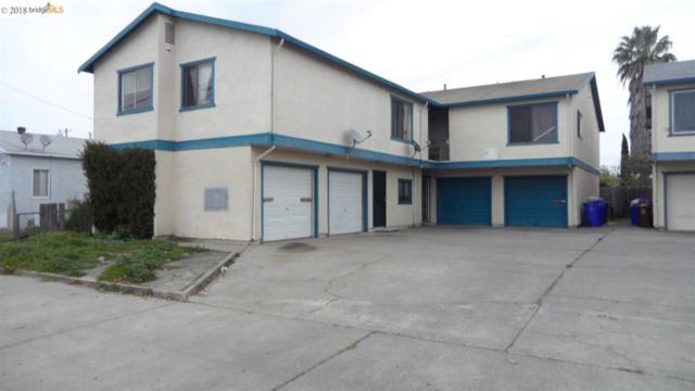 540 16th Street, Richmond, CA 94801 (#40832396) :: Armario Venema Homes Real Estate Team