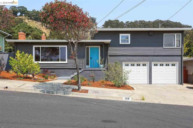 1218 Scott St, El Cerrito, CA 94530 (#40832613) :: The Grubb Company