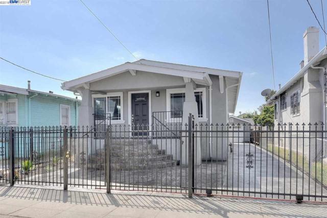 1606 94Th Ave, Oakland, CA 94603 (#40832856) :: Armario Venema Homes Real Estate Team