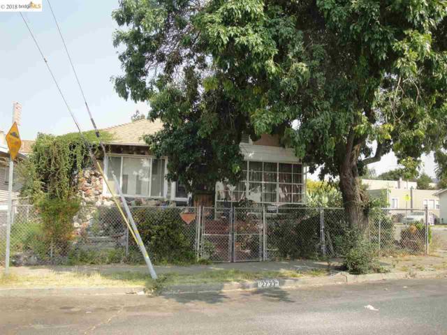 2733 60Th Ave, Oakland, CA 94605 (#40832915) :: Armario Venema Homes Real Estate Team