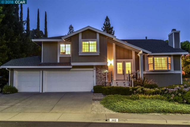 302 Valley High Dr, Pleasant Hill, CA 94523 (#40832938) :: Estates by Wendy Team