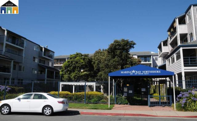 1205 Melville Sq #111, Richmond, CA 94804 (#40833121) :: Estates by Wendy Team