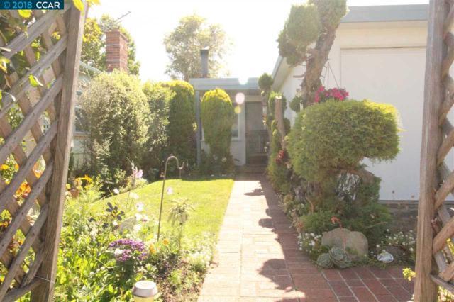 1409 Everett Street, El Cerrito, CA 94530 (#40833126) :: The Grubb Company