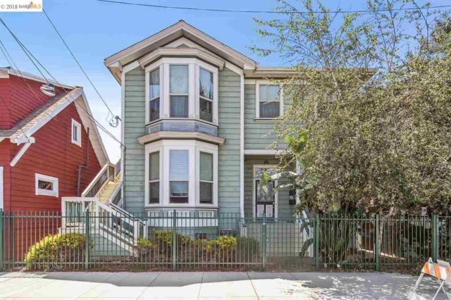 824 Peralta St 5 & 6, Oakland, CA 94607 (#40833430) :: Armario Venema Homes Real Estate Team