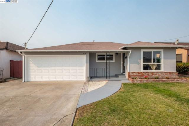 3583 Figueroa Dr, San Leandro, CA 94578 (#40833503) :: Armario Venema Homes Real Estate Team