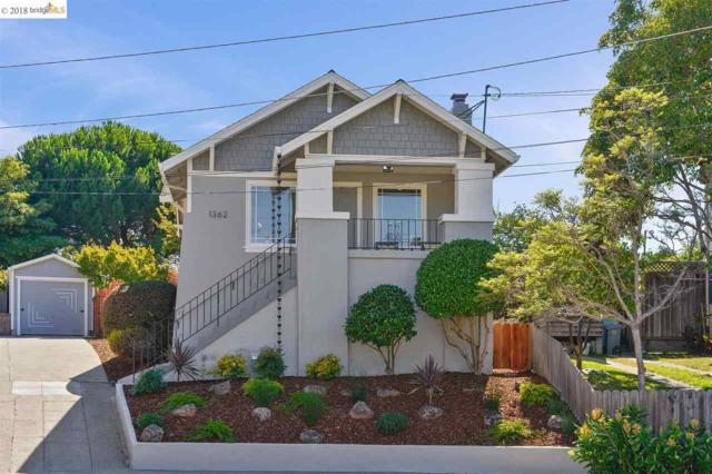 1362 Miramonte Ct, Berkeley, CA 94703 (#40833565) :: Armario Venema Homes Real Estate Team