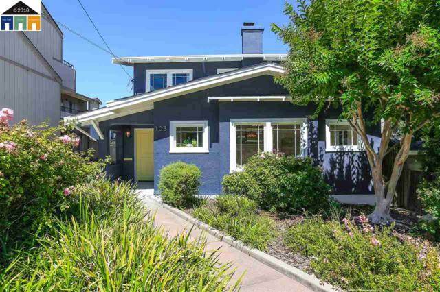 103 Monte Cresta Ave, Oakland, CA 94611 (#40833665) :: Armario Venema Homes Real Estate Team