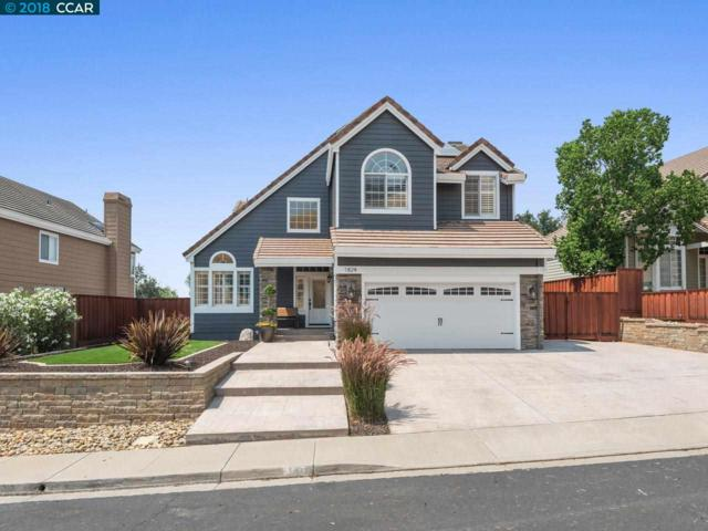 1824 Ohlone Hts, Clayton, CA 94517 (#40833781) :: RE/MAX Blue Line