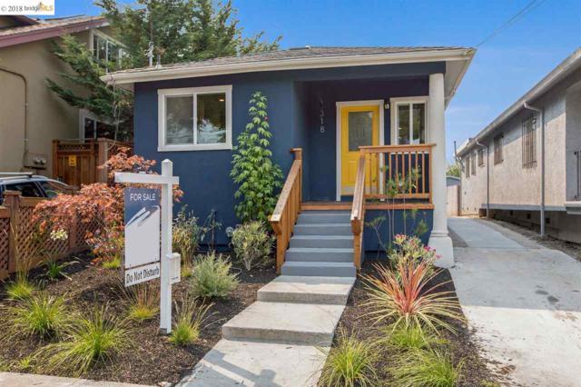 1318 Parker St, Berkeley, CA 94702 (#40833932) :: Armario Venema Homes Real Estate Team