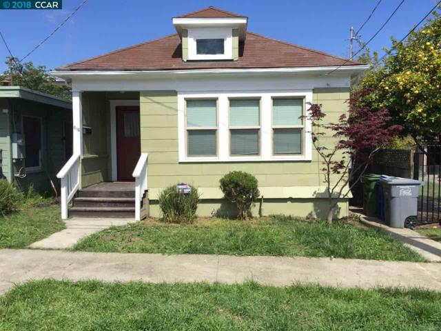 616 Liberty St., El Cerrito, CA 94530 (#40833993) :: Armario Venema Homes Real Estate Team