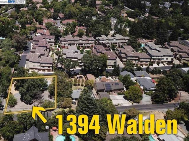 1394 Walden Rd, Walnut Creek, CA 94597 (#40834051) :: Armario Venema Homes Real Estate Team