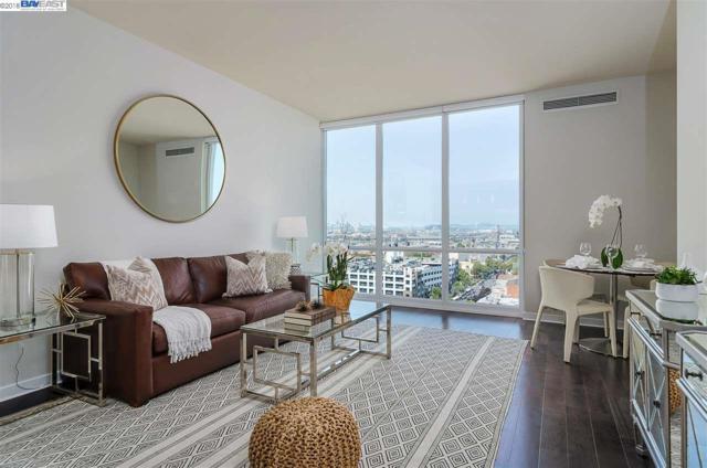 222 Broadway #1303, Oakland, CA 94607 (#40834062) :: Armario Venema Homes Real Estate Team