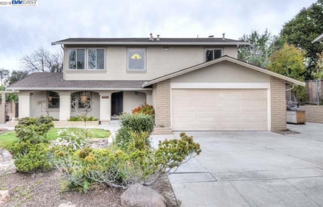 18549 Greenridge Ct, Castro Valley, CA 94552 (#40834119) :: The Grubb Company