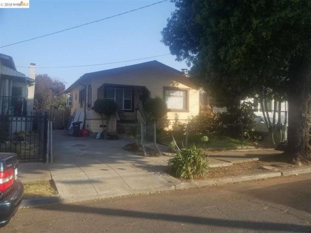 1562 78Th Ave, Oakland, CA 94621 (#40834147) :: Armario Venema Homes Real Estate Team
