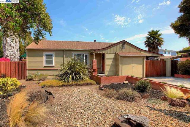 3636 Juniper St, Castro Valley, CA 94546 (#40834149) :: The Grubb Company