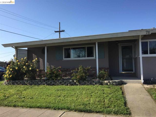 75 Newhall St, Hayward, CA 94544 (#40834214) :: Armario Venema Homes Real Estate Team