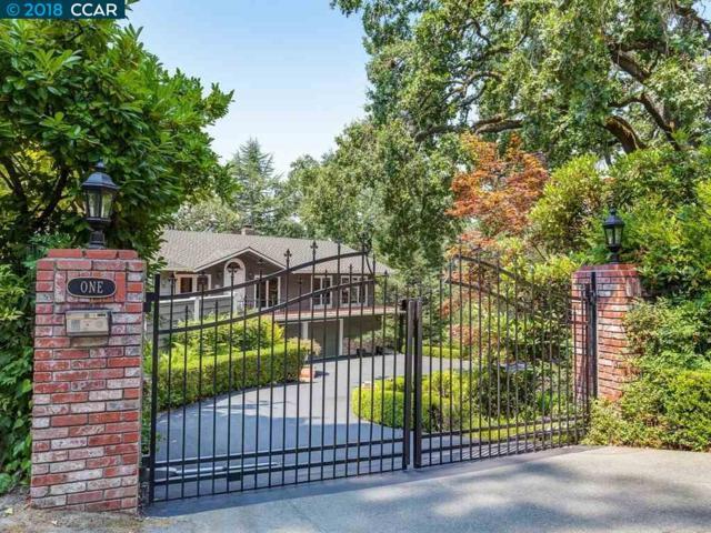 1 La Senda, Orinda, CA 94563 (#40834260) :: Armario Venema Homes Real Estate Team