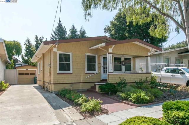1820 Chestnut St., Alameda, CA 94501 (#40834286) :: The Grubb Company