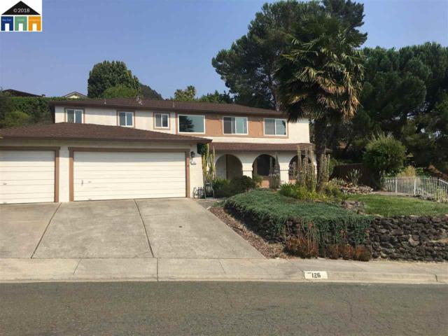 126 Scotts Chute Court, Richmond, CA 94803 (#40834353) :: The Grubb Company