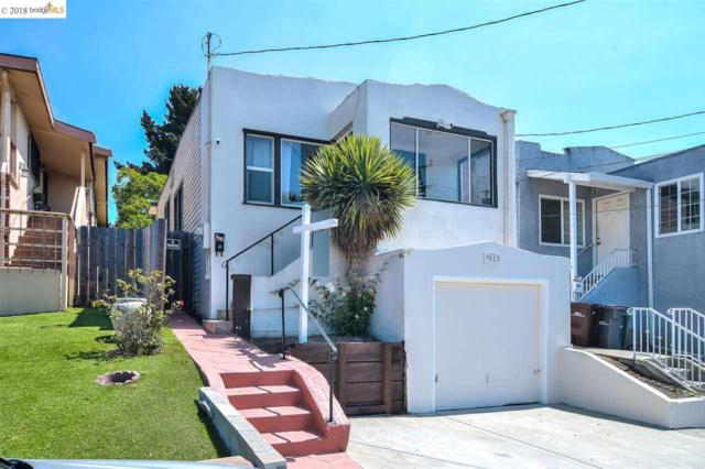 9818 Thermal St, Oakland, CA 94605 (#40834357) :: The Grubb Company