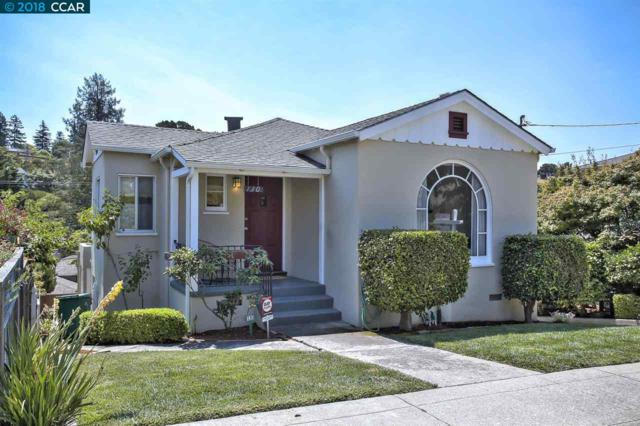 130 Sonia Street, Oakland, CA 94618 (#40834383) :: The Grubb Company