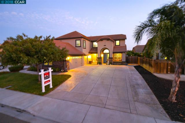 129 Monet Dr, Oakley, CA 94561 (#40834418) :: Armario Venema Homes Real Estate Team