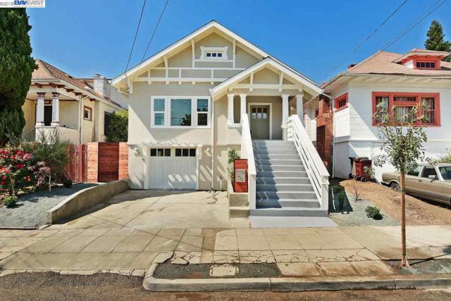 650 66Th St, Oakland, CA 94609 (#40834442) :: Armario Venema Homes Real Estate Team