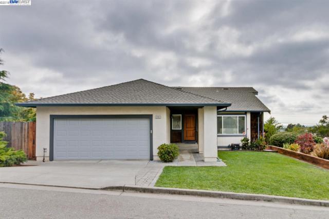 2701 Colony View Pl, Hayward, CA 94541 (#40834531) :: Armario Venema Homes Real Estate Team