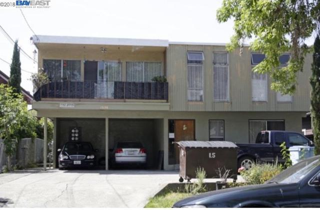 1520 Woolsey St, Berkeley, CA 94703 (#40834575) :: Armario Venema Homes Real Estate Team