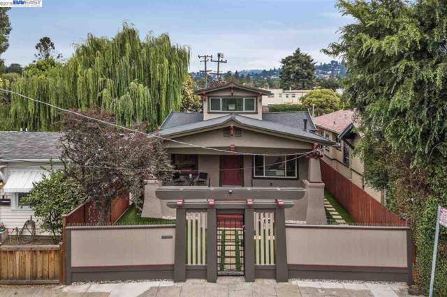 2102 Montana Street, Oakland, CA 94602 (#40834635) :: Armario Venema Homes Real Estate Team