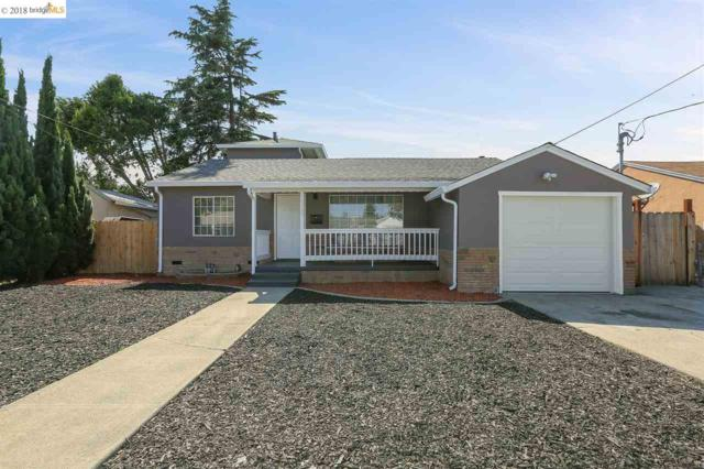 15161 Swenson St, San Leandro, CA 94579 (#40834730) :: Armario Venema Homes Real Estate Team