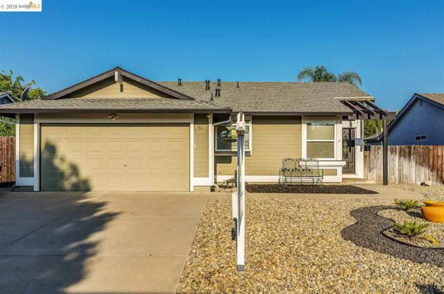 1511 Gamay Circle, Oakley, CA 94561 (#40834732) :: Armario Venema Homes Real Estate Team