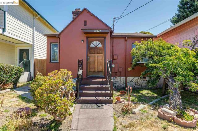 2815 Mathews St, Berkeley, CA 94702 (#40834746) :: Armario Venema Homes Real Estate Team