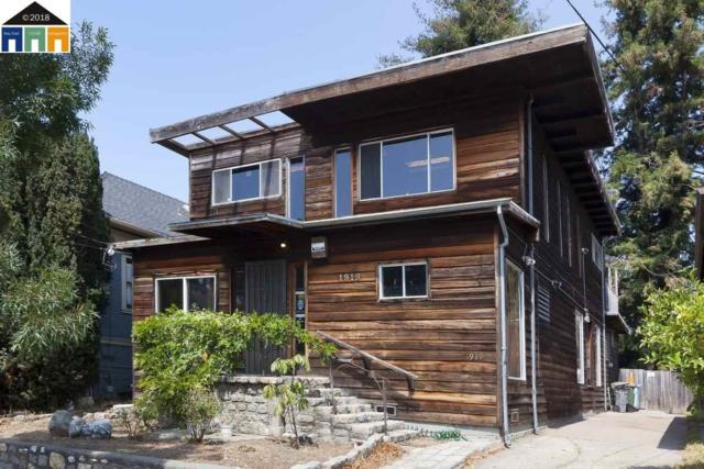 1919 Oregon Street, Berkeley, CA 94703 (#40834801) :: Armario Venema Homes Real Estate Team