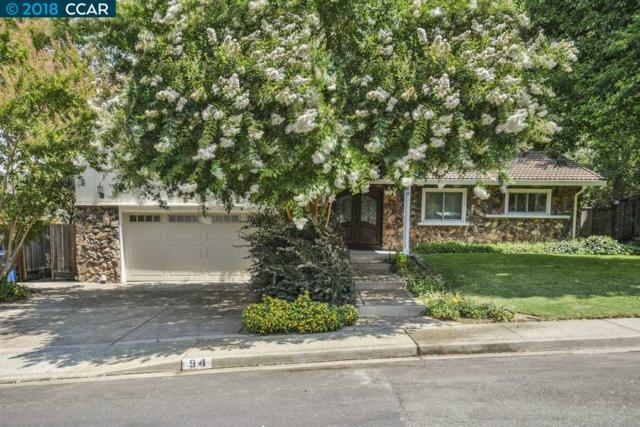 94 Banbridge Pl, Pleasant Hill, CA 94523 (#40834804) :: RE/MAX Blue Line