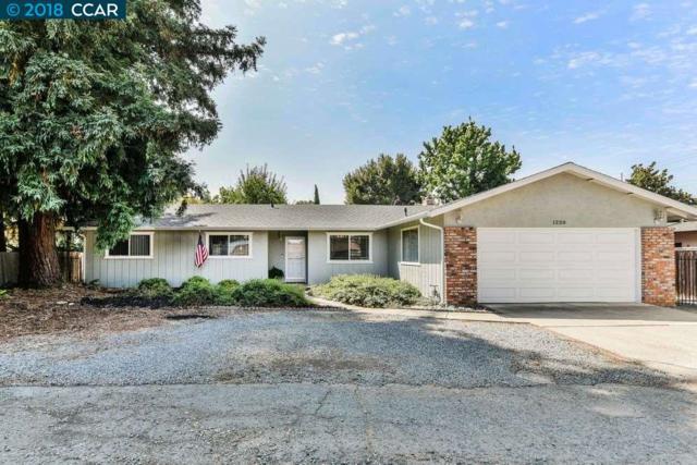 1220 Babel Ln, Concord, CA 94518 (#40834847) :: Armario Venema Homes Real Estate Team