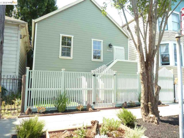 1727 8Th St, Oakland, CA 94607 (#40834849) :: Armario Venema Homes Real Estate Team