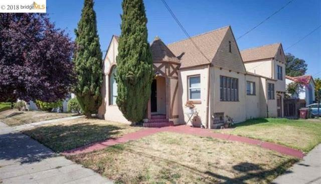 5522 Walnut St, Oakland, CA 94605 (#40834880) :: Armario Venema Homes Real Estate Team