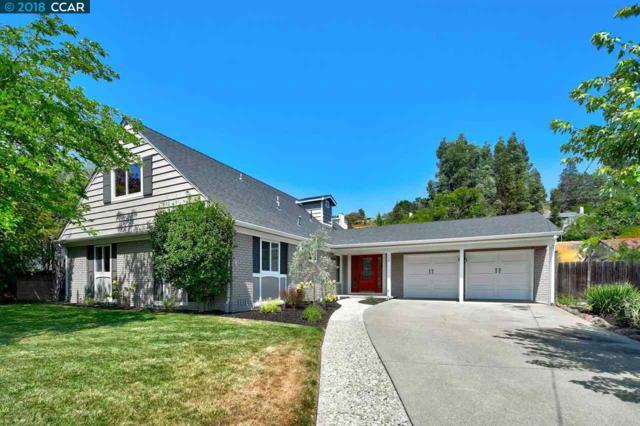 128 Walford Dr, Moraga, CA 94556 (#40834890) :: Armario Venema Homes Real Estate Team