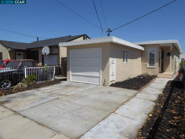 2339 Mcbryde Ave, Richmond, CA 94804 (#40834892) :: Armario Venema Homes Real Estate Team