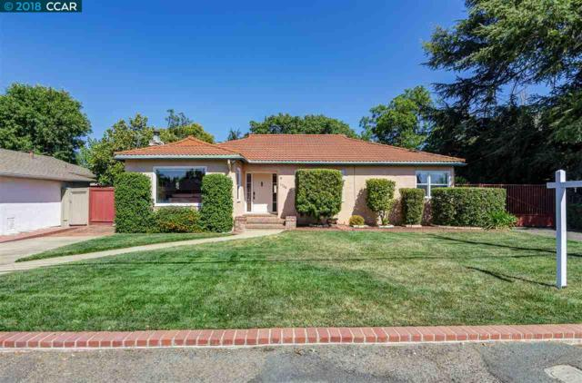 1728 Humphrey Dr., Concord, CA 94519 (#40834900) :: RE/MAX Blue Line