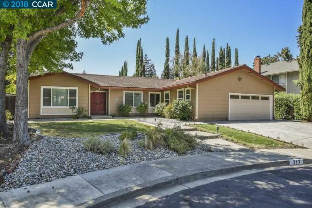 313 Trestle Glen Ct, Walnut Creek, CA 94598 (#40834907) :: RE/MAX Blue Line
